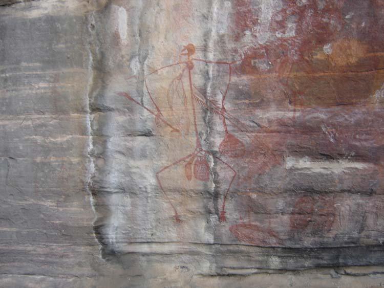 Radiocarbon dating av gamla klipp målningar