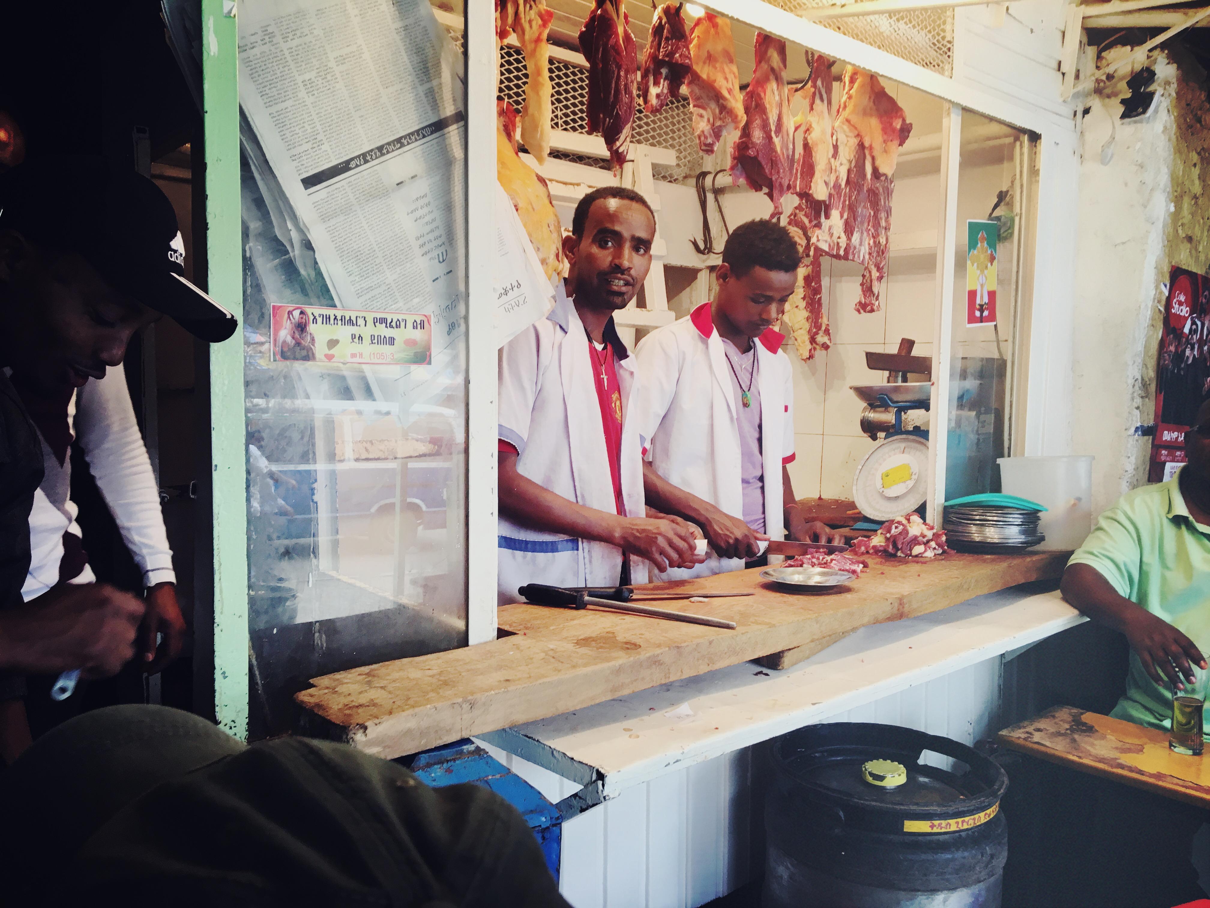 Etiopiska dating afro-amerikansk